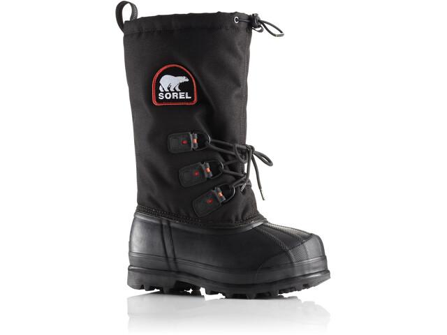 Sorel Glacier XT Boots Damen black/red quartz